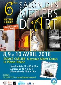 A5 salon des métiers d'art 2016